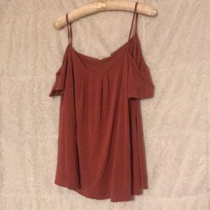 Tops - Mikey & Joey, off the shoulder summer top